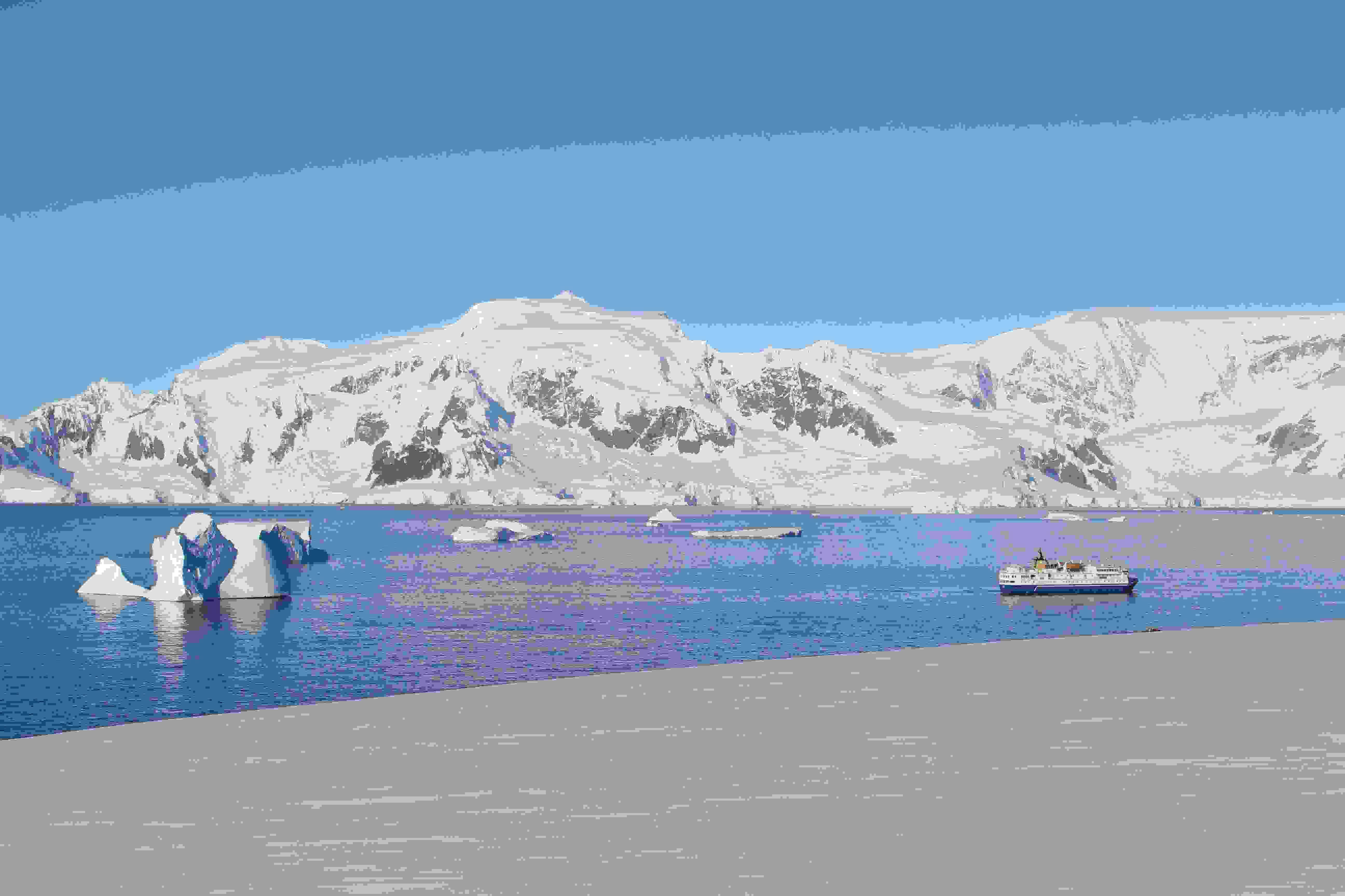 Travel To Antarctica  Fly Amp Cruise