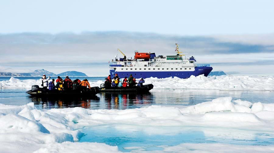 Svalbard, Arctic, Cruise, wilderness, explore