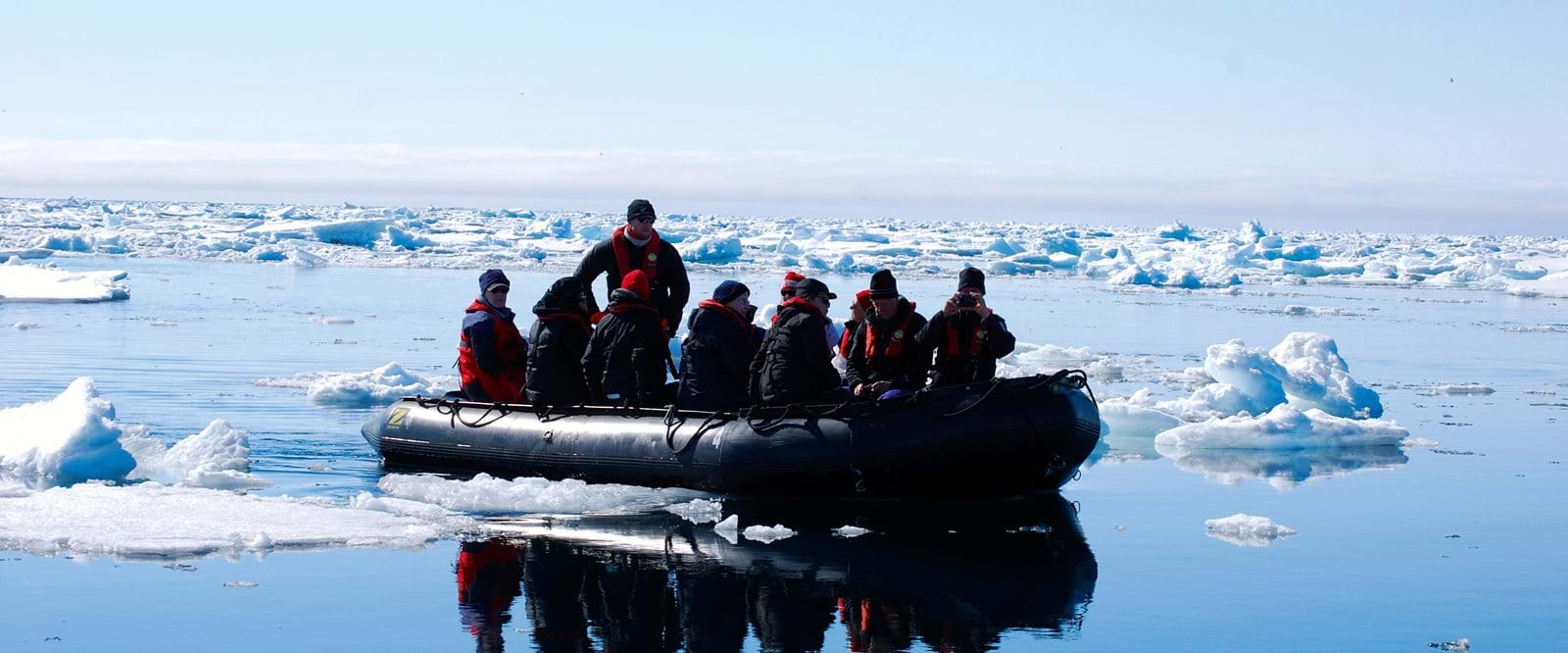 Svalbard, Arctic expedition, Arctic cruise