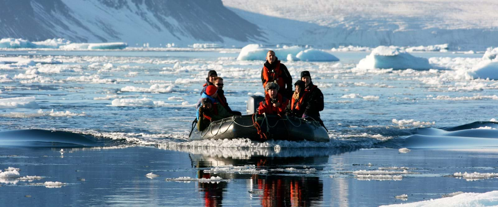 Cruise in Greenland