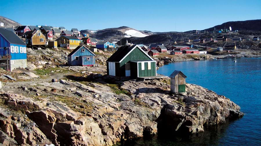 Ittoqqortoormiit – one of the world's most remote villages ...