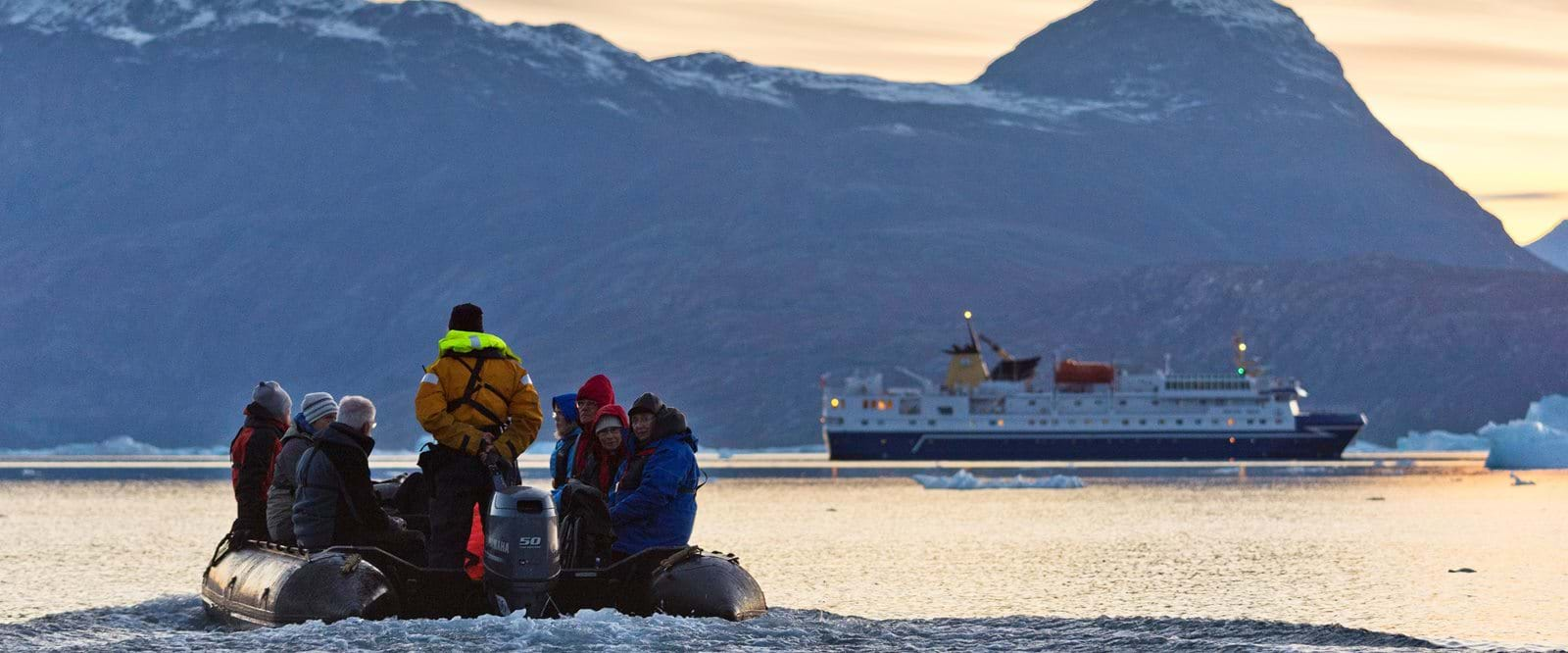 Cruise to Greenland
