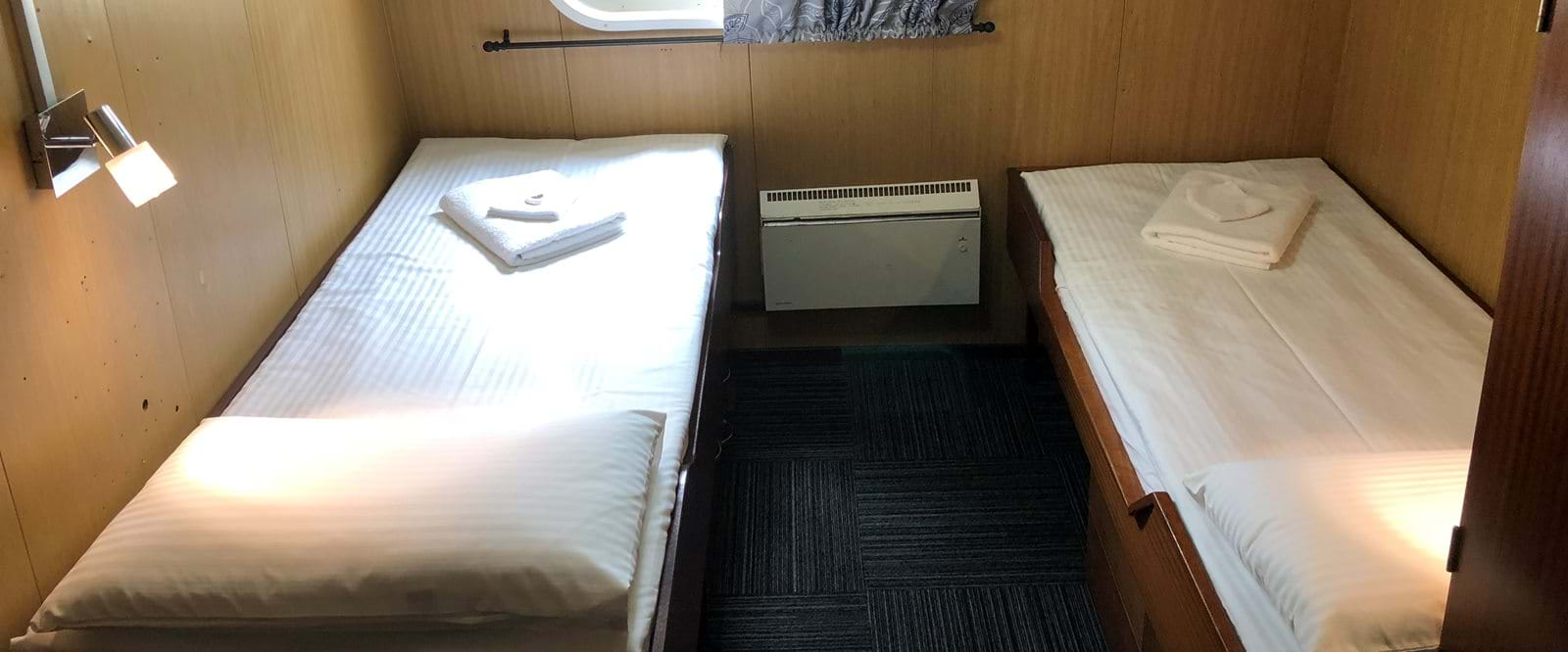 Superior Plus Cabin